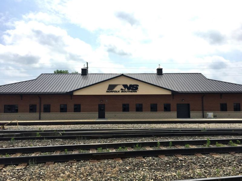 Ns Operations Building Kankakee Il Milord Company