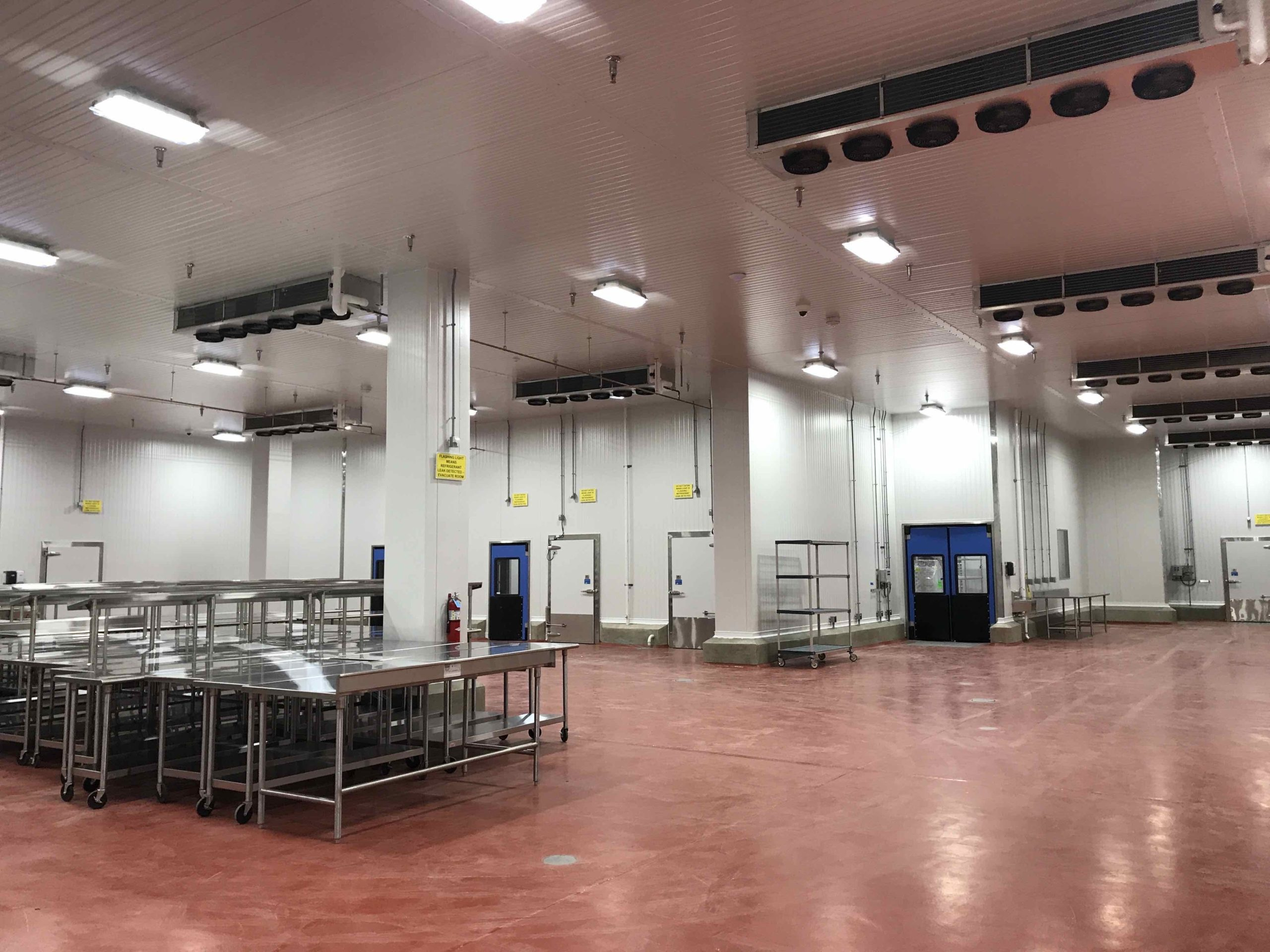 Food Processing and Cold Storage